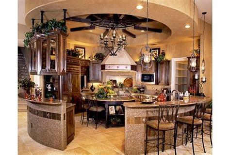 circular kitchen design with bar design ideas pinterest