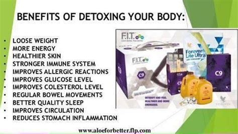 Clean 9 Detox Cheapest Price by Forever Living C9 Detox Package Dubai United Arab Emirates