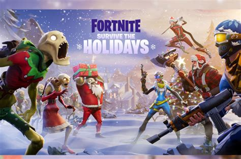 Fortnite Code Giveaway Ps4 - fortnite update christmas save the world download times patch notes for ps4 pc and