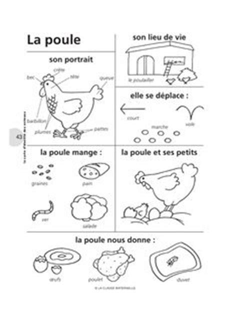 animaux de la ferme | cartes de nomenclature | Pinterest