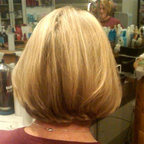 back of medium length bobs medium length layered bob haircuts back view pictures