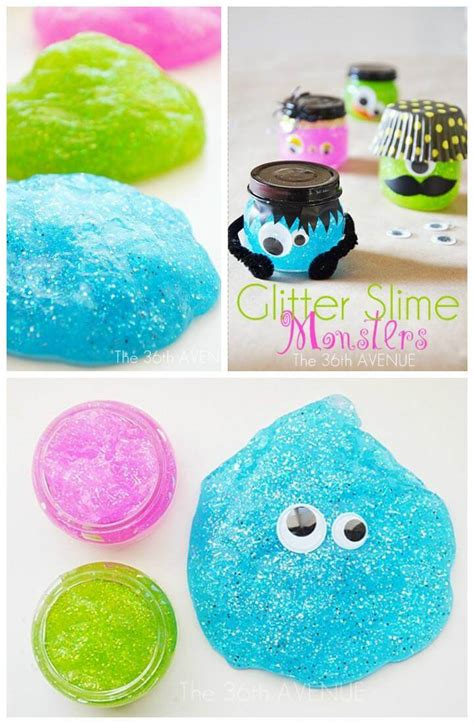 diy glitter slime 200 best diy craft ideas and projects for