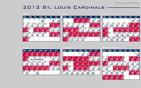 Cardinals Giveaway Schedule - brewers release promotional schedule for 2014 season party invitations ideas