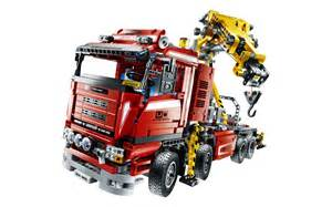 Lego Truck Lego Technic Crane Truck 8258 Brand New Ebay
