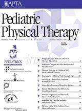 apta pediatric section 322 best images about pediatric physical therapy on