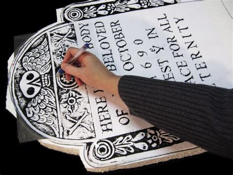 diy tombstone templates how to make styrofoam tombstones for how tos diy