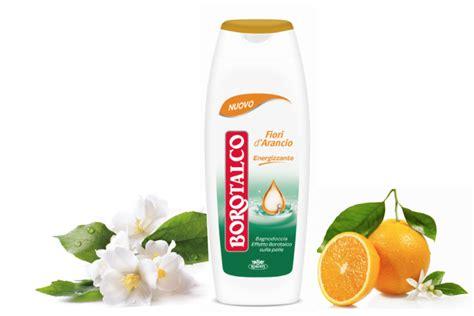 profumo ai fiori d arancio bagnodoccia borotalco la nuova fragranza ai fiori d