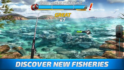 game mod apk fishing fishing clash catching fish game bass hunting 3d mod apk