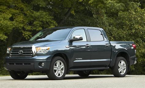 2008 Toyota Tundra Reviews Car And Driver