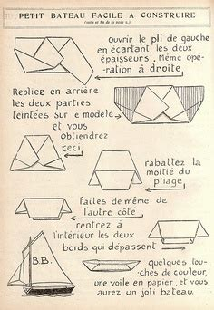 How To Make Different Types Of Paper Boats - les diff 233 rents types d 233 crits intellego fr