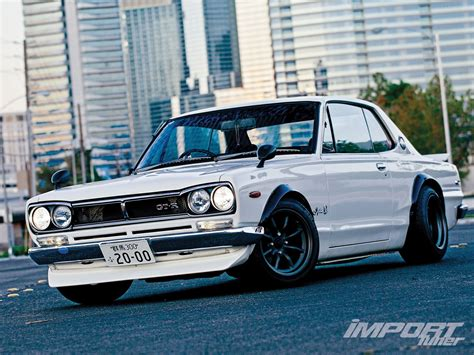 nissan hakosuka top 5 old chassis photo image gallery