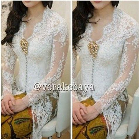 Encim Putih Kebaya Set 77 best kebaya images on kebaya
