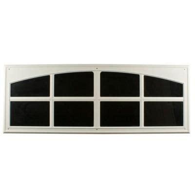 garage door hardware crown bolt windows white decorative