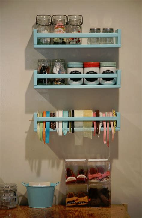 Ikea Spice Rack Ideas she installed ikea spice racks she uses them in the bathroom for this and it is