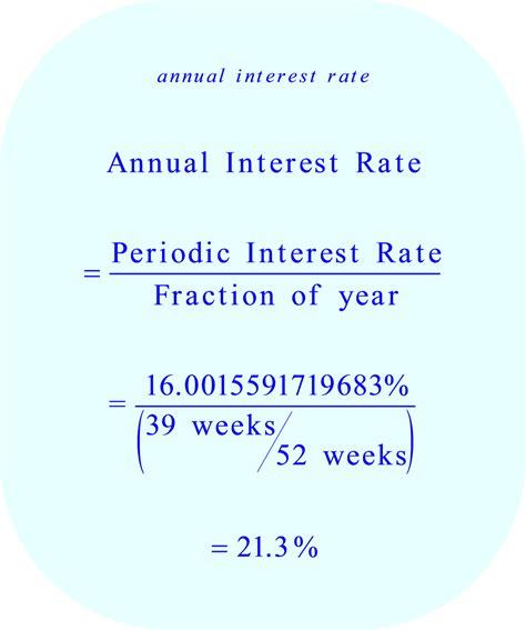 Credit Line Interest Formula annual interest calculator related keywords annual