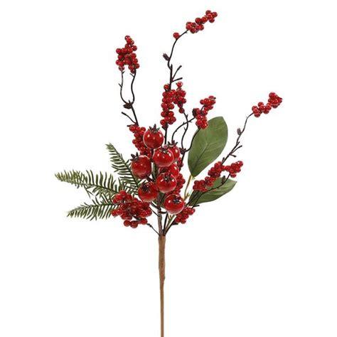 christmas tree picks and sprays amazon com vickerman 357040 christmas picks and spray