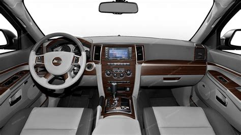 jeep africa interior jeep grand cherokee 2008 2010 without oem wood full