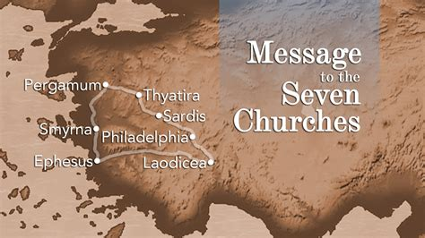 Message To The by Message To The Seven Churches