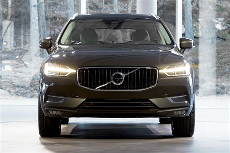 who makes volvo volvo s all new xc60 suv makes global debut