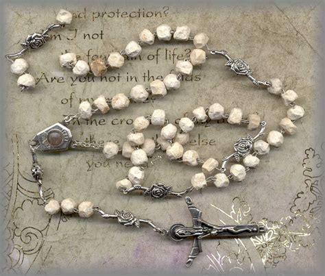Handmade Rosaries For Sale - rosary workshop service repairing rosaries