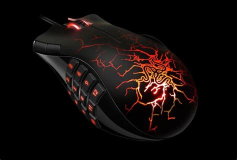 Mouse Razer Naga Molten 4 in your gaming gadgets