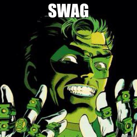 Batman Green Lantern Meme - green lantern swag memes quickmeme