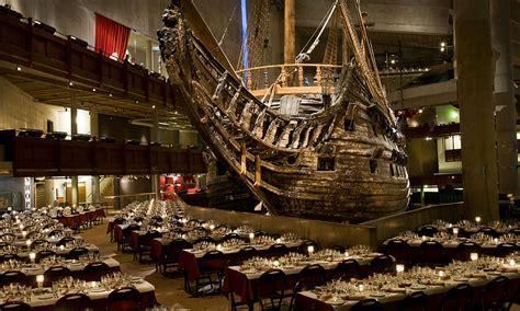 vasa stockholm vasamuseets restaurang