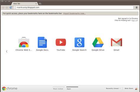 chrome installer mamkusnip cara install google chrome di backtrack