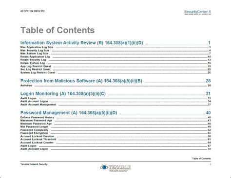it security report template securitycenter report templates