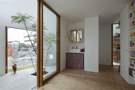 design house inside out simplicity inside out house design by takeshi hosaka