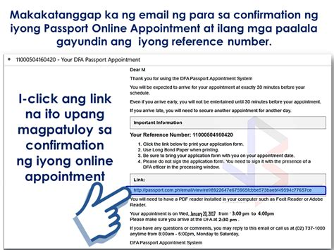 appointment letter dfa dfa appointment imgurm