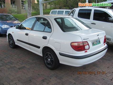 nissan almera for sale in south africa 2001 nissan almera 2001 used car for sale in nelspruit