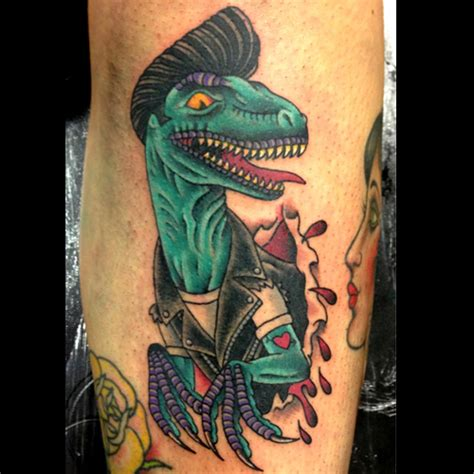 dinosaur tattoo designs go jurassic with these dinosaur tattoos tiny dino guff
