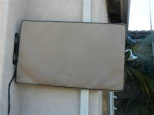Patio Tv Cover by Outdoor Tv Covers In Sunbrella Or Weathermax80 Fabrics