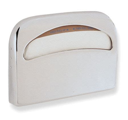 toilet seat covers dispenser tough toilet seat cover dispenser 3p916 zoro