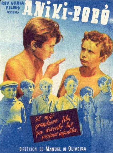 sinopsis film oh nina bobo cr 237 ticas de aniki b 243 b 243 1942 filmaffinity
