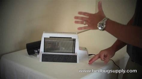 co2 traps for bed bugs nightwatch co2 bed bug monitor and trap review youtube