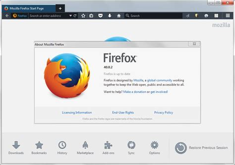 firefox themes visually impaired image gallery mozilla firefox 2