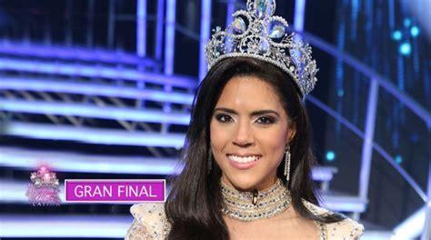 reina de belleza latina 2016 ganadora conoce mas sobre francisca lachapel ganadora de nbl 2015