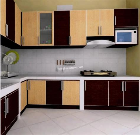kitchen set pic kitchen set minimalis rumah mungil di area terbatas nota furniture