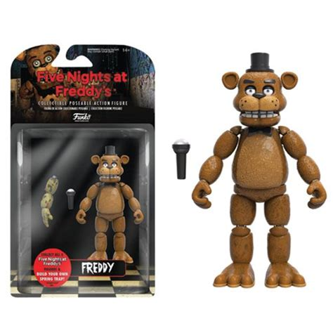 five nights at freddy s figures five nights at freddy s freddy 5 inch figure