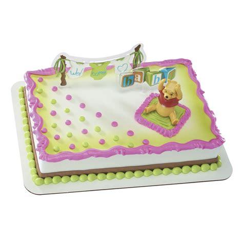 Winnie The Pooh Baby Shower Theme Australia by Winnie The Pooh Welcome Baby Decoset 174 Cakes Disney Baby
