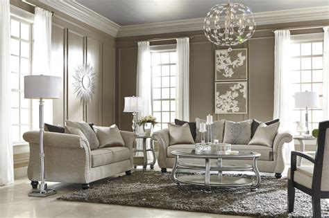 Grand Elegance The Inspiration Ashley Furniture