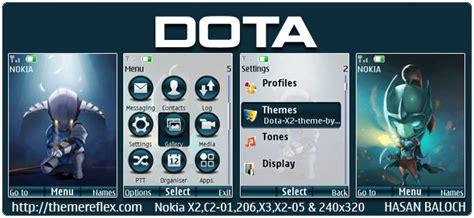 facebook themes dota 2 requested theme dota animated theme for nokia x2 00 x2
