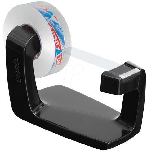 Elektronik Dispenser tesa 53831 tesa desktop dispenser black up to 33 m x19 mm at reichelt elektronik