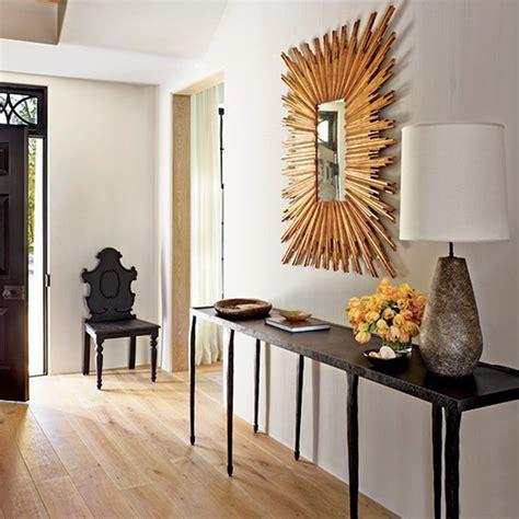 Etnic Chic Entrance and Foyer Design   Inspiration & Ideas