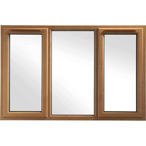 Direct Windows and Doors   uPVC Window   Irish Oak   1770