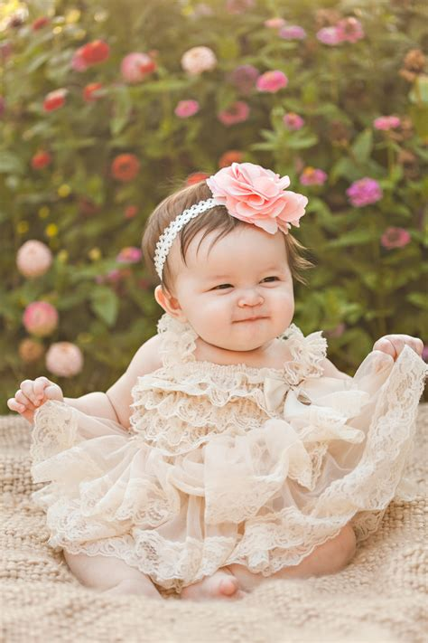 Dress Flower Baby flower dress lace flower dress baby by