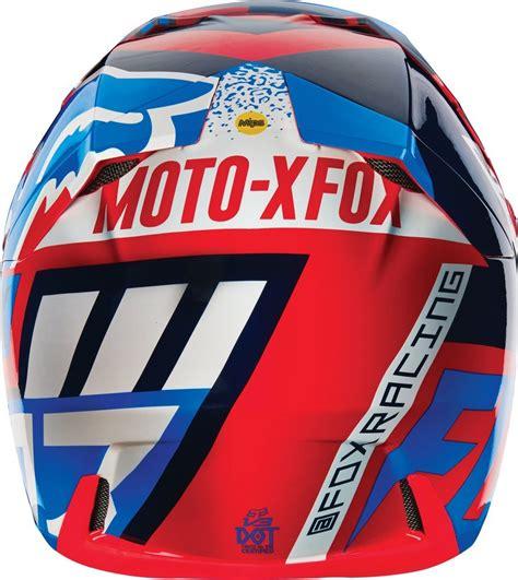 closeout motocross 299 95 fox racing youth v3 divizion mips dot helmet 234840