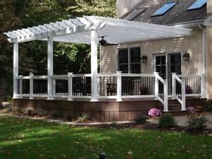 Pergola And Decking Kits by Decks Deck Builder In Lancaster Pa Chester County